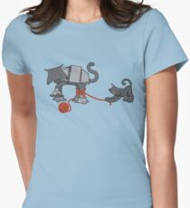 Good Shot Janson Women's Fitted T-Shirt