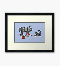 Good Shot Janson Framed Print