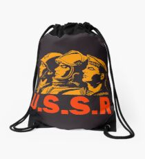 ARMED FORCES Drawstring Bag