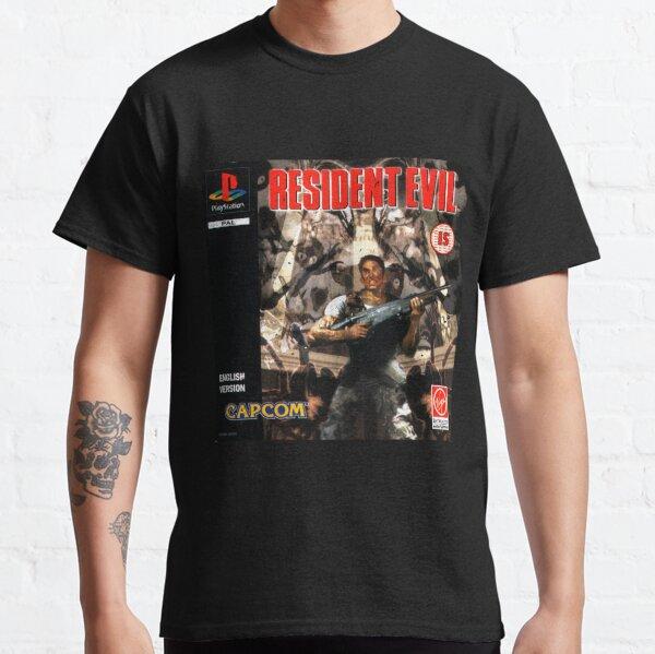 Resident Evil Original Destressed Camiseta clásica