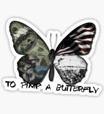 To Pimp A Butterfly Sticker