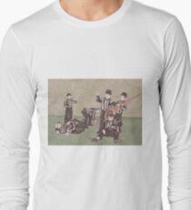 Slapstick-Referees1 Long Sleeve T-Shirt
