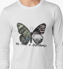 To Pimp A Butterfly Long Sleeve T-Shirt