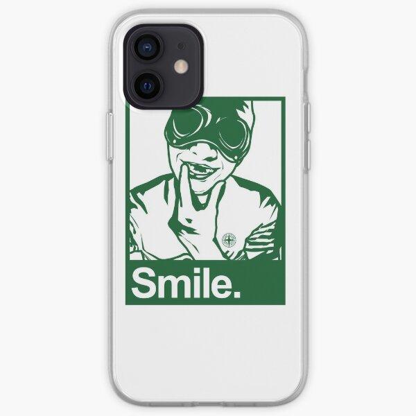 Sourire Coque souple iPhone