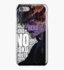 Shouto Todoroki - Boku no Hero Academia | My Hero Academia iPhone Case/Skin