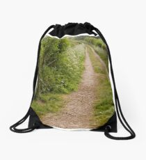 The Drove Drawstring Bag
