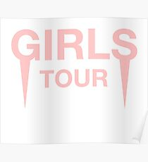 GIRLS TOUR - Sorella Boutique Dupe Poster