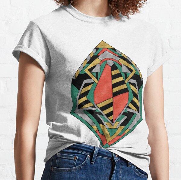 Dragon's Egg - Geometric Abstract Design Classic T-Shirt