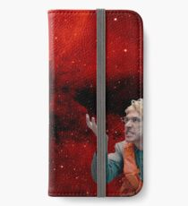 Angry Space Boy iPhone Wallet/Case/Skin