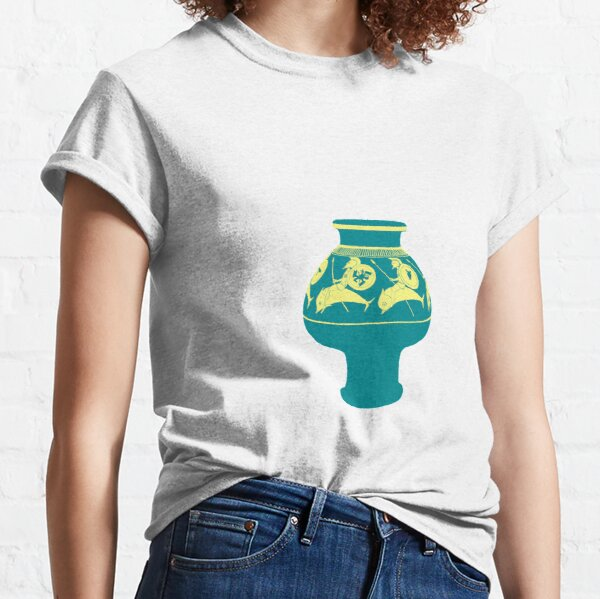Dolphin Vase Classic T-Shirt
