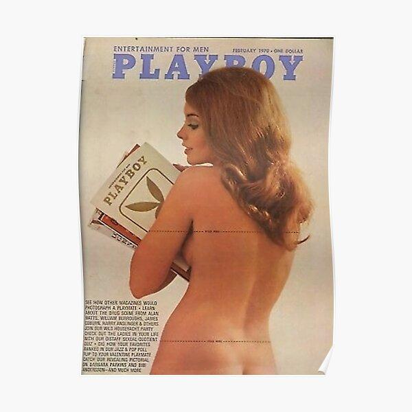 Playboy Vintage Póster