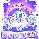 A Cute Triangle by rezllen