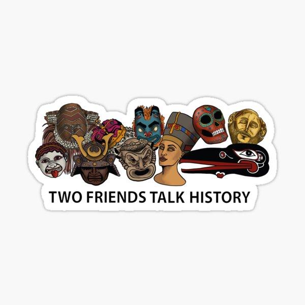 Global History Podcast Sticker