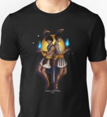 Castor and Pollux from Gemini Unisex T-Shirt