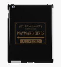 Sister Margaret's School for Wayward Girls iPad Case/Skin