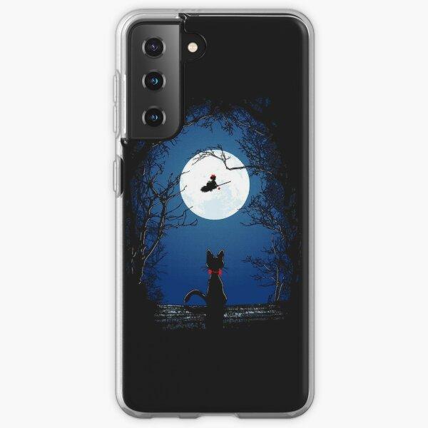 Moon Samsung Galaxy Soft Case