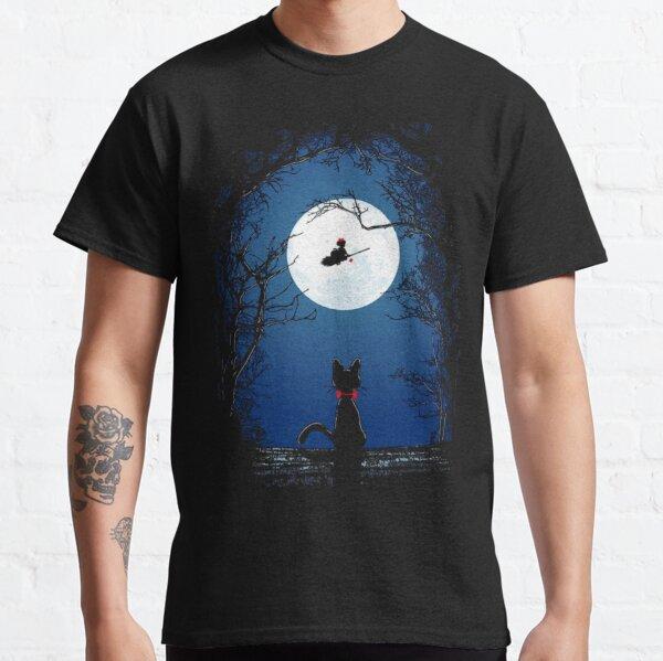 Moon T-shirt classique