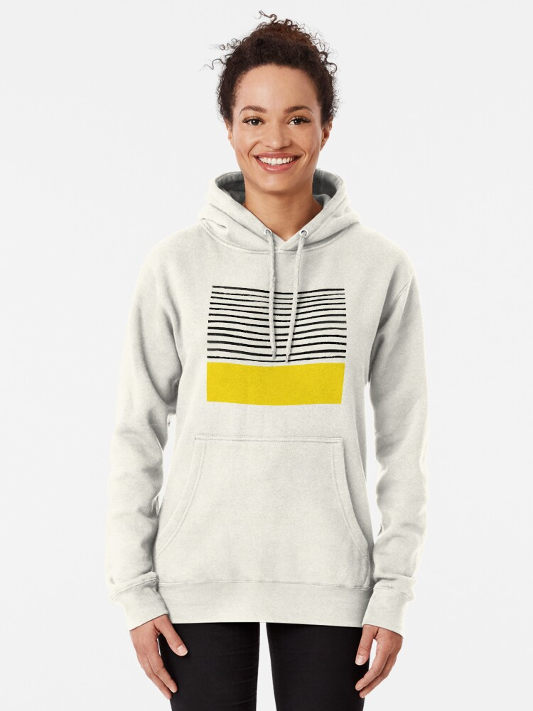 Alternate view of Sunshine x Stripes Pullover Hoodie