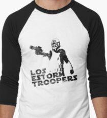 Los Estorm Troopers Men's Baseball ¾ T-Shirt