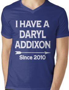 I have a Daryl Addixon - Walking Dead Mens V-Neck T-Shirt