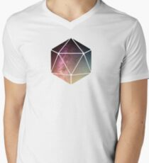 Galaxy of possibilities  Men's V-Neck T-Shirt