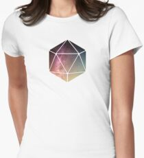 Galaxy of possibilities  Women's Fitted T-Shirt