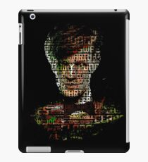 Companion Portrait - 11 iPad Case/Skin