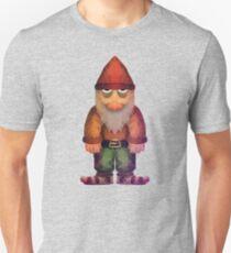 Angry Little Polygon Dwarf Unisex T-Shirt