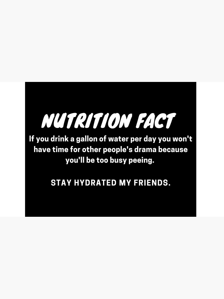 Nutrition Fact by TheNutritionist