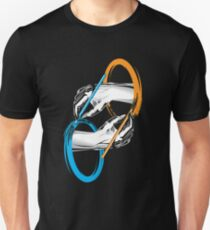 Drawing portals Unisex T-Shirt