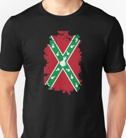 Confederate Onion Flag T-Shirt
