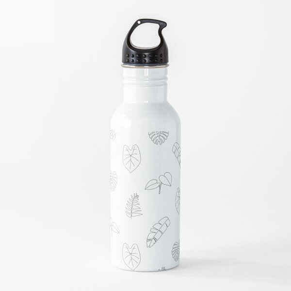 Leaves of a Urban Jungle Water Bottle