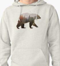 Bear Pullover Hoodie