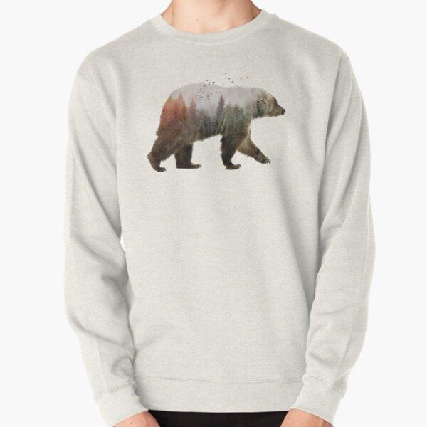 Bear Pullover Sweatshirt