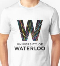 University of Waterloo Logo T-Shirt