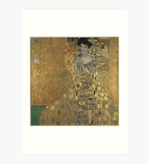 Gustav Klimt - Woman in Gold Art Print