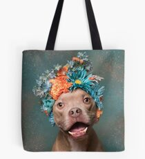 Flower Power, Beauregard Tote Bag