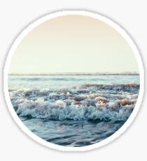Pacific Ocean Sticker
