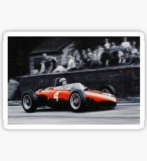 Phil Hill, Ferrari 156 'Shark Nose' Sticker