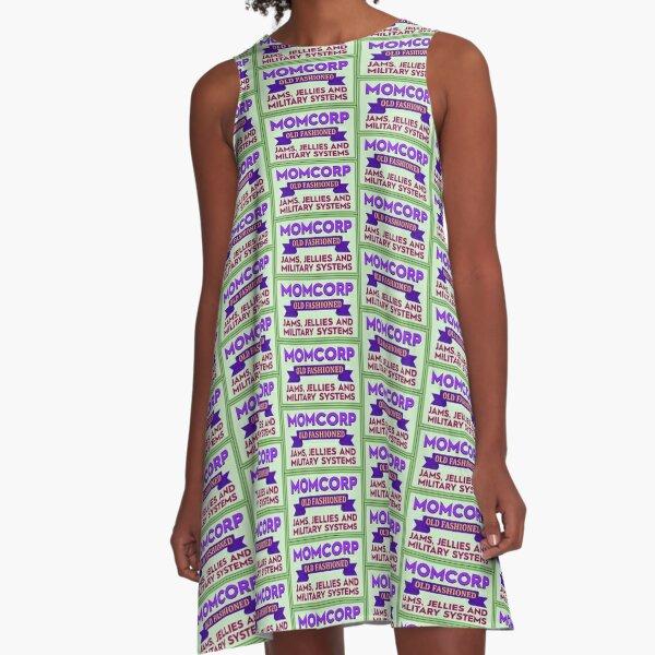 Mom's Corp A-Line Dress
