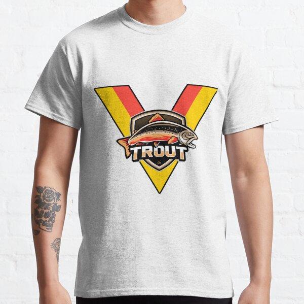 Victoriaville Trout Minor League Logo (Montreal Sexpos Affiliate) Classic T-Shirt