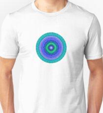 Fluorite Crystal Mandala T-Shirt