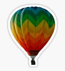 Hot-Air Balloons Sticker