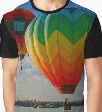 Hot-Air Balloons Graphic T-Shirt