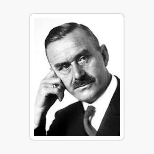 Thomas Mann Sticker