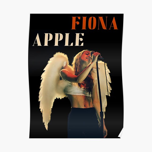 Fiona Apple Angel  Poster