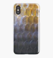 Koi Fish Scale Pattern iPhone Case/Skin