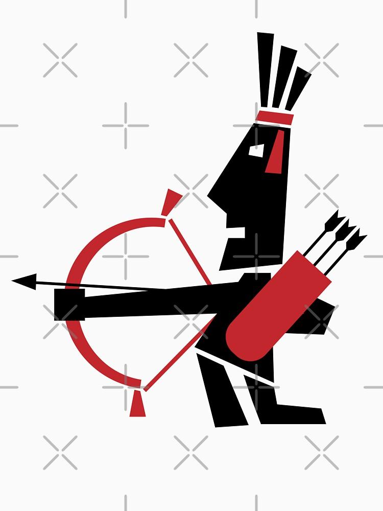 The Archer by kislev