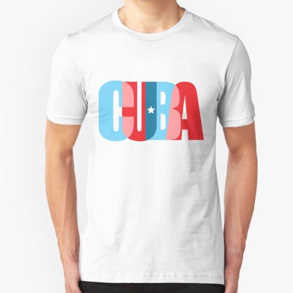 CUBA  Slim Fit T-Shirt