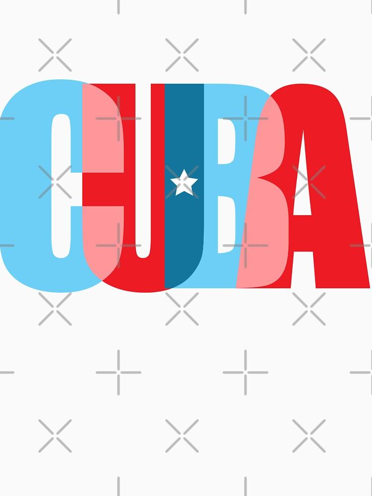 CUBA  by kislev